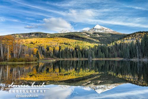 'Mountain Lake Reflection' © Denise Bush