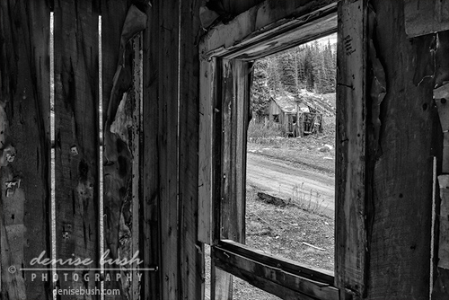 'Cabin Over Yonder' © Denise Bush