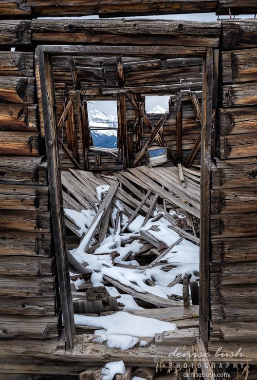 'Doorway To the Past' © Denise Bush