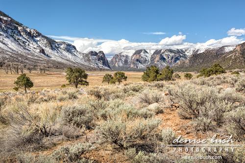 'Valley View' © Denise Bush
