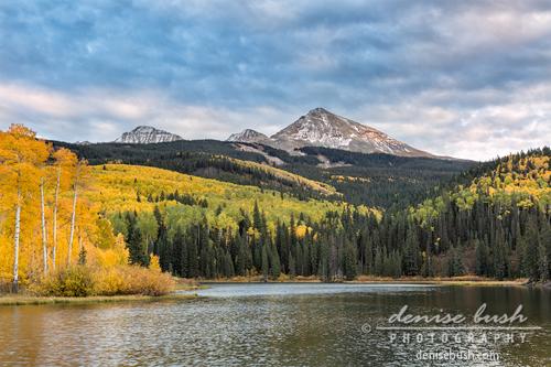 'Autumn At The Lake' © Denise Bush