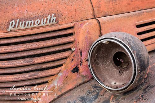 'Plymouth Fixer Upper' © Denise Bush