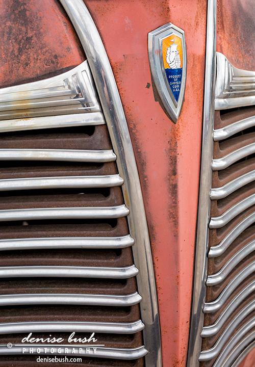 'Product Of Chrysler' © Denise Bush